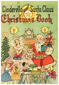 Cinderella and Santa Claus Christmas Book (1958 Vital Publications) 1958