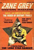 Zane Grey Western Magazine (1969-1974 Renown Publications) Pulp Vol. 1 #1