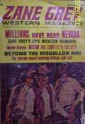 Zane Grey Western Magazine (1969-1974 Renown Publications) Pulp Vol. 1 #4