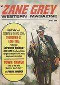 Zane Grey Western Magazine (1969-1974 Renown Publications) Pulp Vol. 2 #1