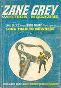 Zane Grey Western Magazine (1969-1974 Renown Publications) Pulp Vol. 2 #3