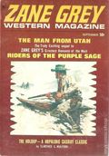Zane Grey Western Magazine (1969-1974 Renown Publications) Pulp Vol. 2 #6