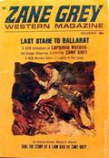 Zane Grey Western Magazine (1969-1974 Renown Publications) Pulp Vol. 3 #3