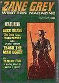 Zane Grey Western Magazine (1969-1974 Renown Publications) Pulp Vol. 3 #5