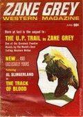 Zane Grey Western Magazine (1969-1974 Renown Publications) Pulp Vol. 3 #6