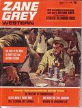 Zane Grey Western Magazine (1969-1974 Renown Publications) Pulp Vol. 4 #1