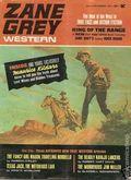 Zane Grey Western Magazine (1969-1974 Renown Publications) Pulp Vol. 4 #3