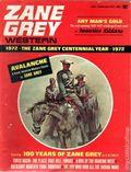 Zane Grey Western Magazine (1969-1974 Renown Publications) Pulp Vol. 4 #4