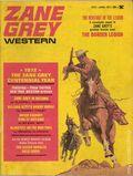 Zane Grey Western Magazine (1969-1974 Renown Publications) Pulp Vol. 4 #5