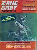 Zane Grey Western Magazine (1969-1974 Renown Publications) Pulp Vol. 4 #6