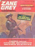 Zane Grey Western Magazine (1969-1974 Renown Publications) Pulp Vol. 5 #2