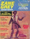 Zane Grey Western Magazine (1969-1974 Renown Publications) Pulp Vol. 5 #3