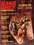 Zane Grey Western Magazine (1969-1974 Renown Publications) Pulp Vol. 5 #6