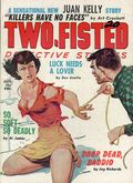Two-Fisted Detective Stories (1959-1960 Reese Publishing) Pulp Vol. 2 #2