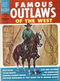 Famous Outlaws of the West (1964 Charlton) Americana Library Magazine 2