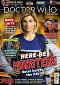 Doctor Who (1979-Present Marvel UK) Magazine 547