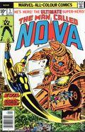 Nova (1976 1st Series) UK Edition 5UK