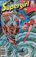 Supergirl (1982 2nd Series) Canadian Price Variant 18