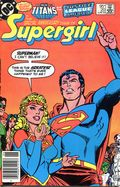 Supergirl (1982 2nd Series) Canadian Price Variant 20