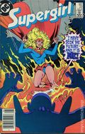 Supergirl (1982 2nd Series) Canadian Price Variant 22