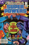 Super Powers (1985 2nd Series) Canadian Price Variant 6
