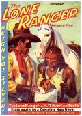 Lone Ranger Magazine Oct 1937 SC (2014 Adventure House) 1-1ST
