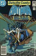 Detective Comics (1937 1st Series) Canadian Price Variant 530