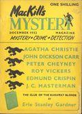MacKill's Mystery Magazine (1952-1954 Todd Publishing) US Edition Vol. 1 #4