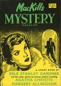 MacKill's Mystery Magazine (1952-1954 Todd Publishing) US Edition Vol. 3 #1