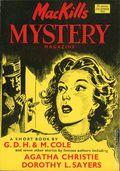 MacKill's Mystery Magazine (1952-1954 Todd Publishing) US Edition Vol. 3 #2