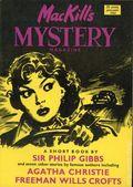 MacKill's Mystery Magazine (1952-1954 Todd Publishing) US Edition Vol. 3 #3