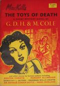 MacKill's Mystery Magazine (1952-1954 Todd Publishing) US Edition Vol. 3 #6