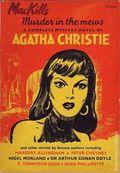 MacKill's Mystery Magazine (1952-1954 Todd Publishing) US Edition Vol. 4 #3