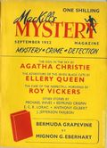 MacKill's Mystery Magazine (1952-1954 Todd Publishing) UK Edition Vol. 1 #1