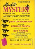 MacKill's Mystery Magazine (1952-1954 Todd Publishing) UK Edition Vol. 1 #3