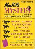 MacKill's Mystery Magazine (1952-1954 Todd Publishing) UK Edition Vol. 1 #5