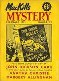 MacKill's Mystery Magazine (1952-1954 Todd Publishing) UK Edition Vol. 1 #6
