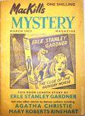 MacKill's Mystery Magazine (1952-1954 Todd Publishing) UK Edition Vol. 2 #1