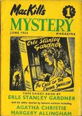 MacKill's Mystery Magazine (1952-1954 Todd Publishing) UK Edition Vol. 2 #4