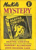 MacKill's Mystery Magazine (1952-1954 Todd Publishing) UK Edition Vol. 2 #6