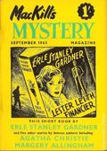 MacKill's Mystery Magazine (1952-1954 Todd Publishing) UK Edition Vol. 3 #1