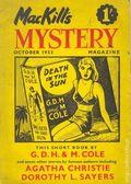 MacKill's Mystery Magazine (1952-1954 Todd Publishing) UK Edition Vol. 3 #2