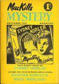 MacKill's Mystery Magazine (1952-1954 Todd Publishing) UK Edition Vol. 3 #4