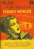 MacKill's Mystery Magazine (1952-1954 Todd Publishing) UK Edition Vol. 4 #4