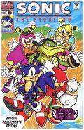 Sonic the Hedgehog (1993 Archie) 138B