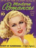 Modern Romances (1930-1997 Dell Publishing) Magazine Vol. 10 #3