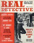 Real Detective (1931-1957 Sensation) True Crime Magazine Vol. X #10