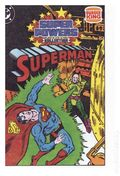 Super Powers Collection Mini Comic (1983) 1BURGERKING