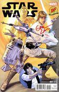 Star Wars (2015 Marvel) 1DF.A.SIGNED