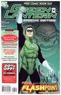 Green Lantern Flashpoint Special (2011) FCBD 1COLLECTORS